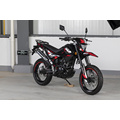 125cc Oil Cooling Motorbicycle