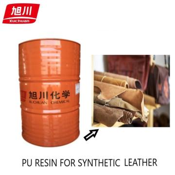pu resins for synthetic leather