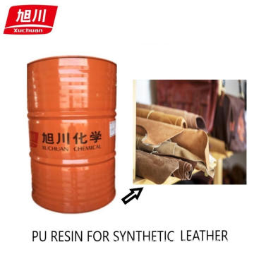 shoes leather pu resins