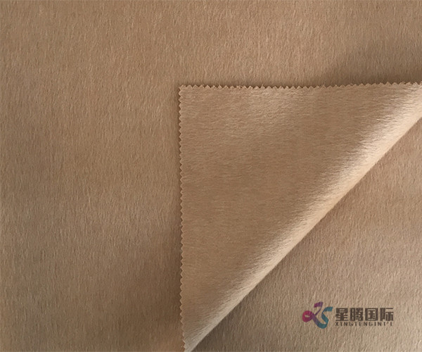 Both Sides of High Quality Fabric