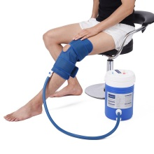 Knee Pain Relief Compression Cold Therapy Unit System