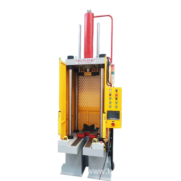 Custom Four-Column Hydraulic Press
