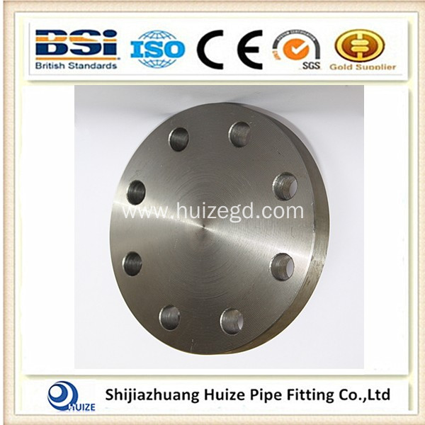 ASTM A105n Blind flange RF customized