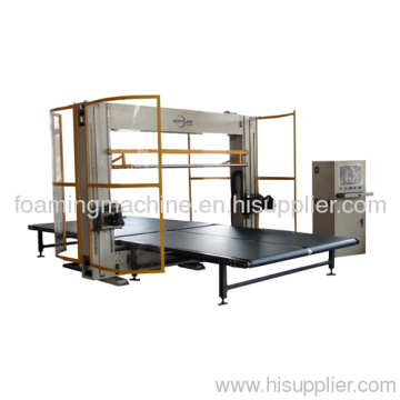Cut Sponge CNC Contour Foam Cutting Machine