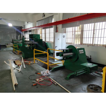 Heavy precision metal split slitting machine