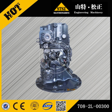 pc200-7 hydraulic pump assy 708-2L-00300