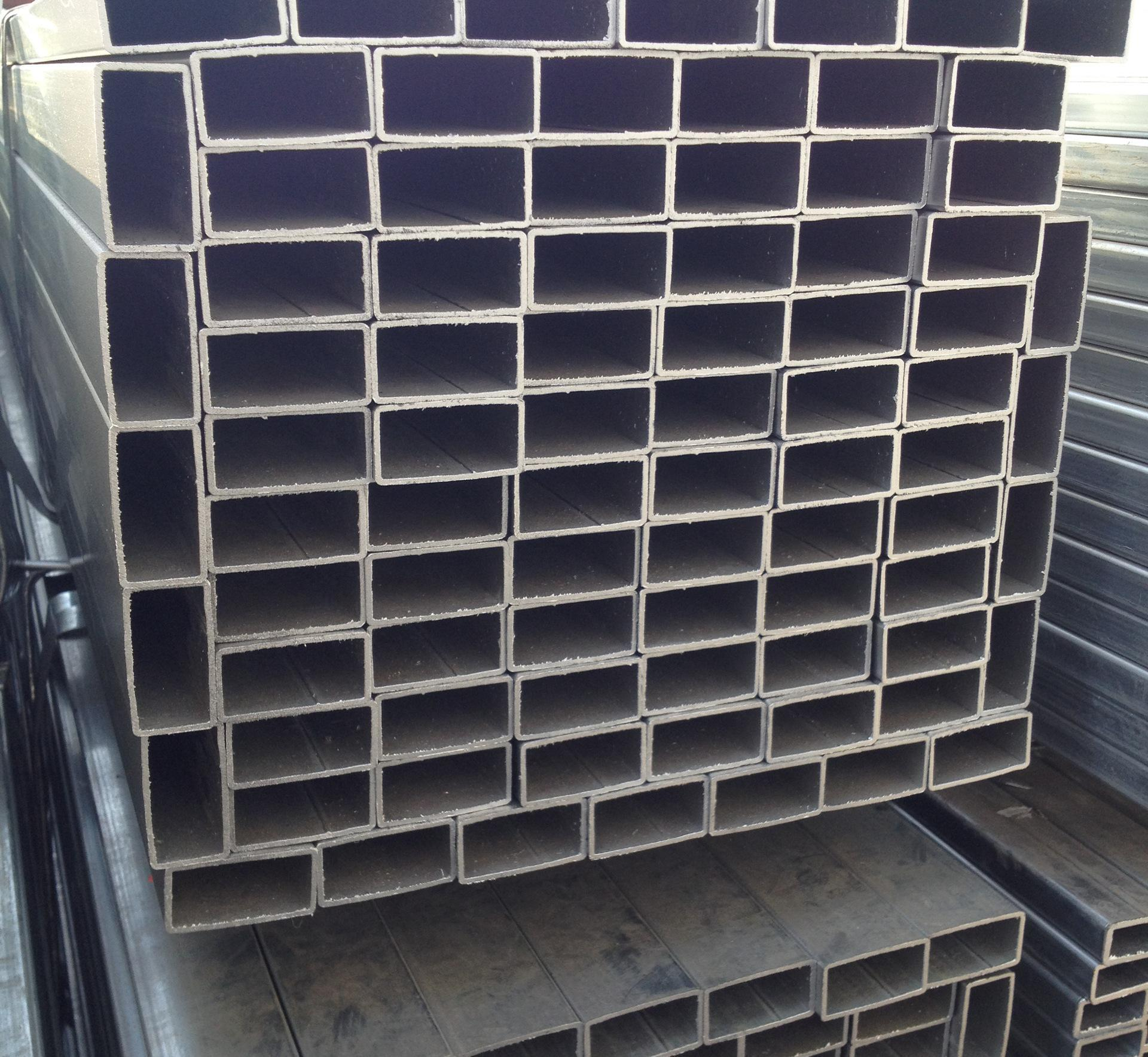 welding square tube steel