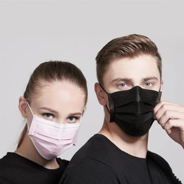 In stock surgical mask medical hospital face mask