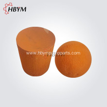 5Inch Soft Concrete Pump Cleaning Sponge Ball