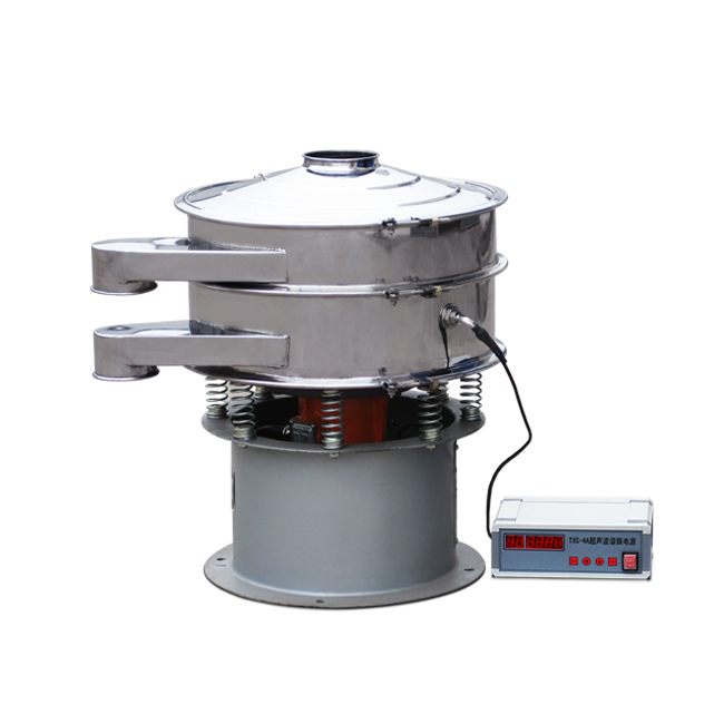 Coffee hot vibrating screen for wheat Flour