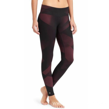 Collants de sport pour femmes au gymnase Cross V Band