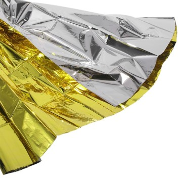 Disposable Medical Rescue Emergency Space Blanket