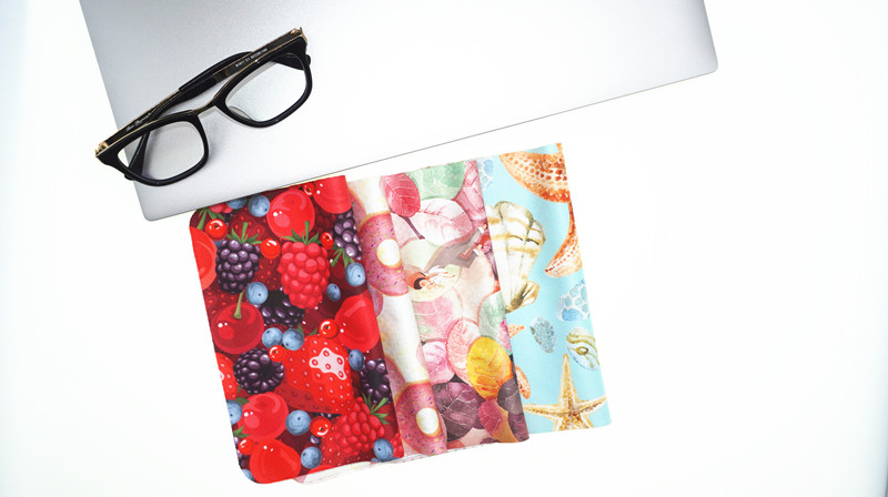 Promotional Multi Functional Microfiber Mouse Pad