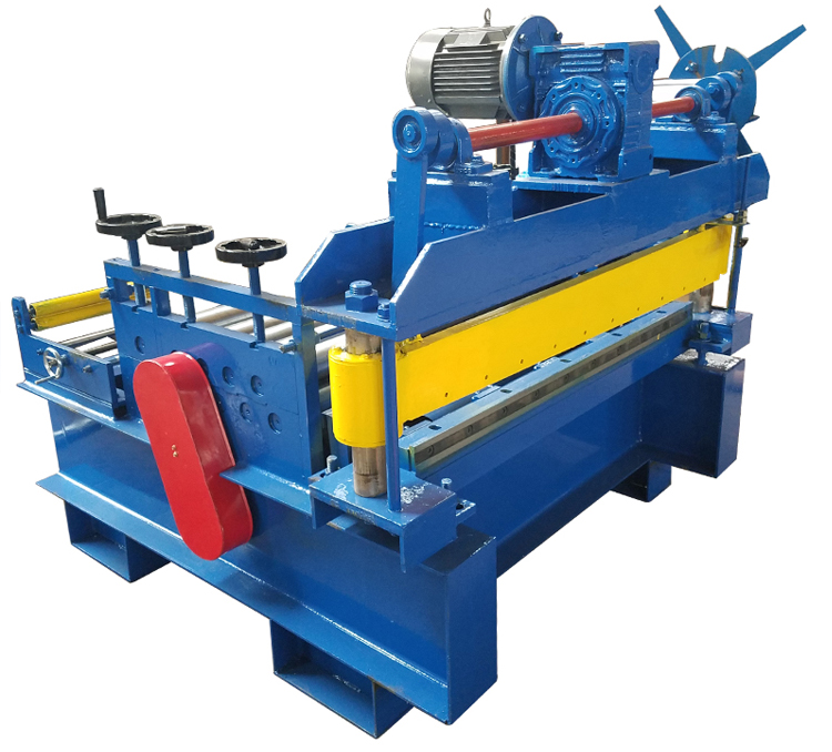 Leveling slitting Machine