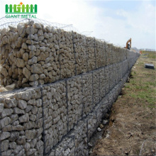 Woven Wiremesh for Garden Stone Fence Gabion