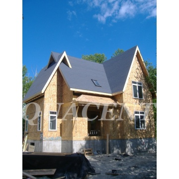 High insulation prefab house