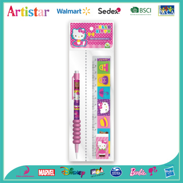 HELLO KITTY opp bag packing stationery
