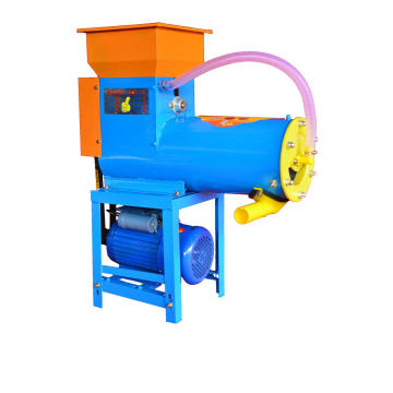Alfalfa starch power separator