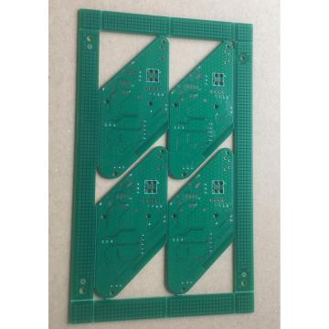 4 layer PCB bi çerm 1.0 mm
