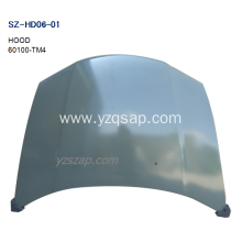 Steel Body Autoparts Honda 2008-2014 CITY Hood