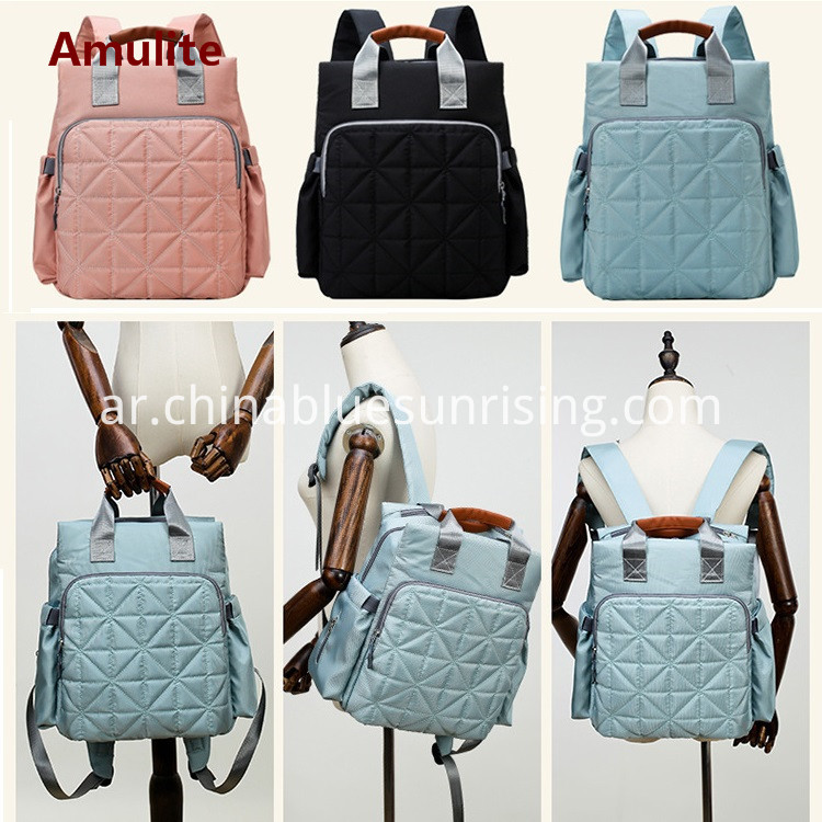 Fashion diaper mummy bag