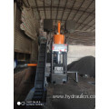 Heavy-duty Copper Powder Metal Filings Block Machine