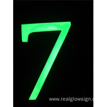 Realglow 3D Number 7