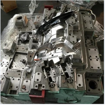Auto ABC column extrusion moulds