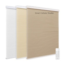 Smart Automatic Insulation Honeycomb Cellular Shades