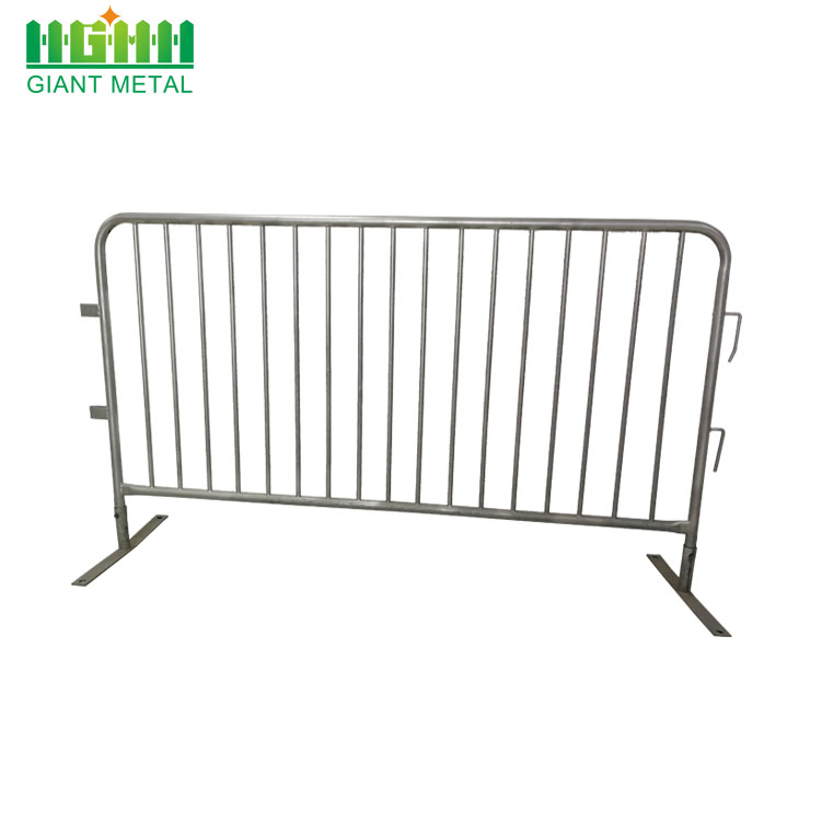 Security Traffic Temporary Fence Crowd Control Barrier
