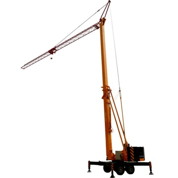 convenient and flexible tower crane