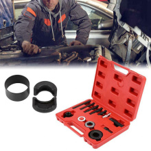 Automotive Pully Puller Remover Installer Power Steering Pumps Alternator Pulley Accessory --M25
