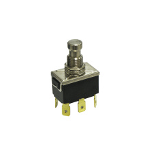 Hight Current Metal Momentary Push Button Switches