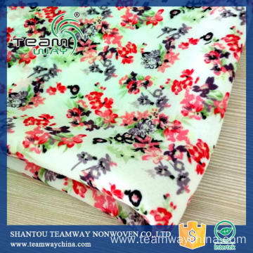 100% Poly Print Chiffon Fabric Dress Fabric