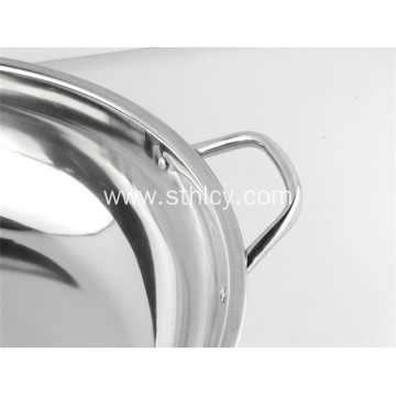 Stainless Steel Hot Pot Cooking Pot Wholesale