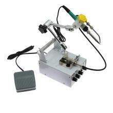 Automatically Soldering Machine Internal Heating Iron Foot Gun Send Tin Spot Welding Repair Tool 220V 60W