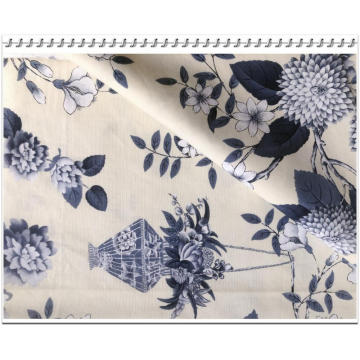100%Cotton Canvas Print Fabric For Garments