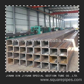 European Structural Steel Sections Rectangular Tubes