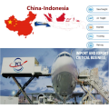 airfreight to INDONESIA including tax and deliver