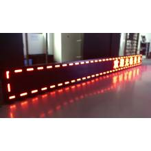 Single Red P10-1r Utomhus LED Displaymodul