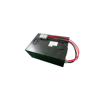 24V/80AH Li-ion Battery Pack with BMS for AGVs