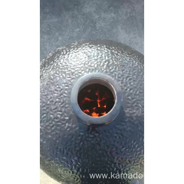 Hot sale ceramic Kamado Grill charcoal grill