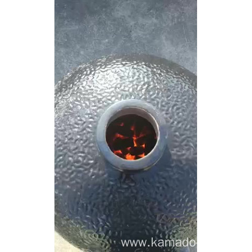 Portable Large Tandoor Clay Oven