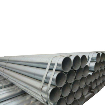 Hot Dipped 6 Inch Galvanized Seamless Steel Pipe