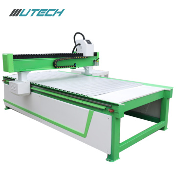 cnc router for aluminium with visual positioning