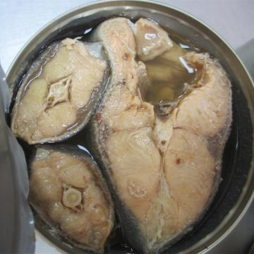 Canned Pink Salmon Fish in Oil 140g