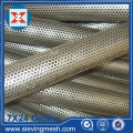Perforated Metal Filter Tubes