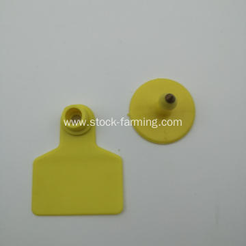 best way to ear tag Plastic animal tracking