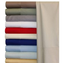 4Pcs 100% Bamboo Bed Sheet