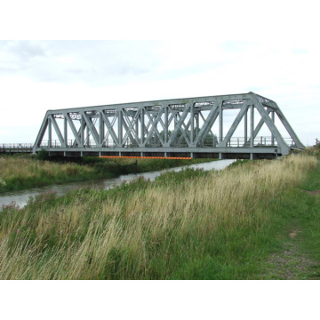 Wind-resistant Prefabricated Steel Structure Truss Bridge